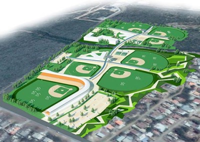 Project 421 Curacao stadium concept